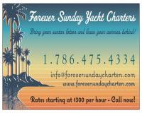 Forever Sunday Yacht Charters